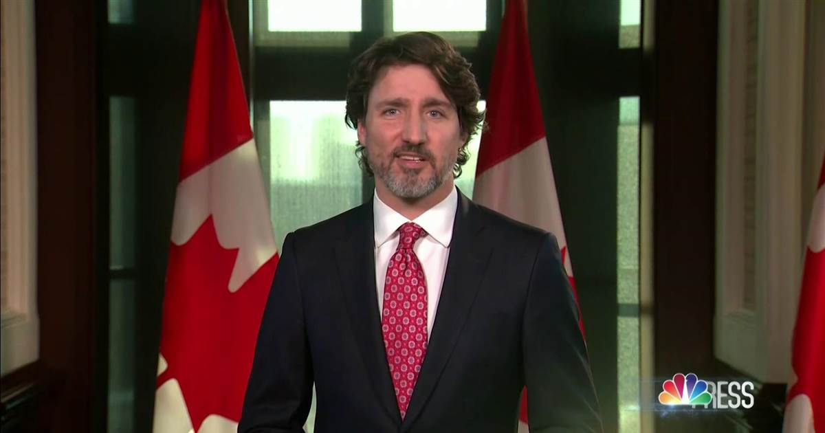 Full Trudeau Interview: 'We all need to work together' on climate, economics and Covid