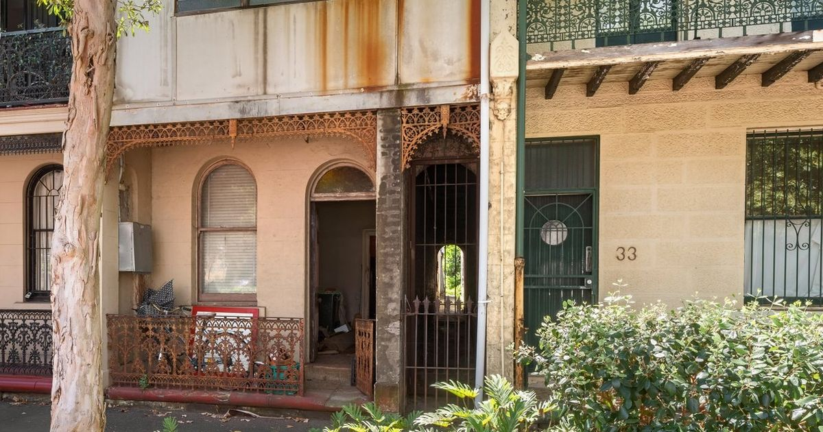 House abandoned in 1989 goes on sale - with owner's possessions still inside