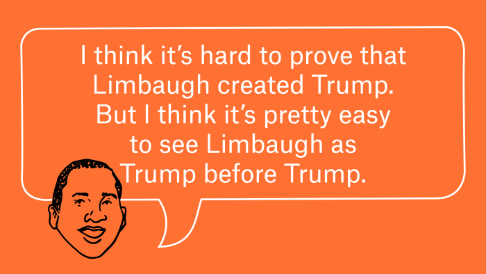 How Rush Limbaugh Shaped The GOP
