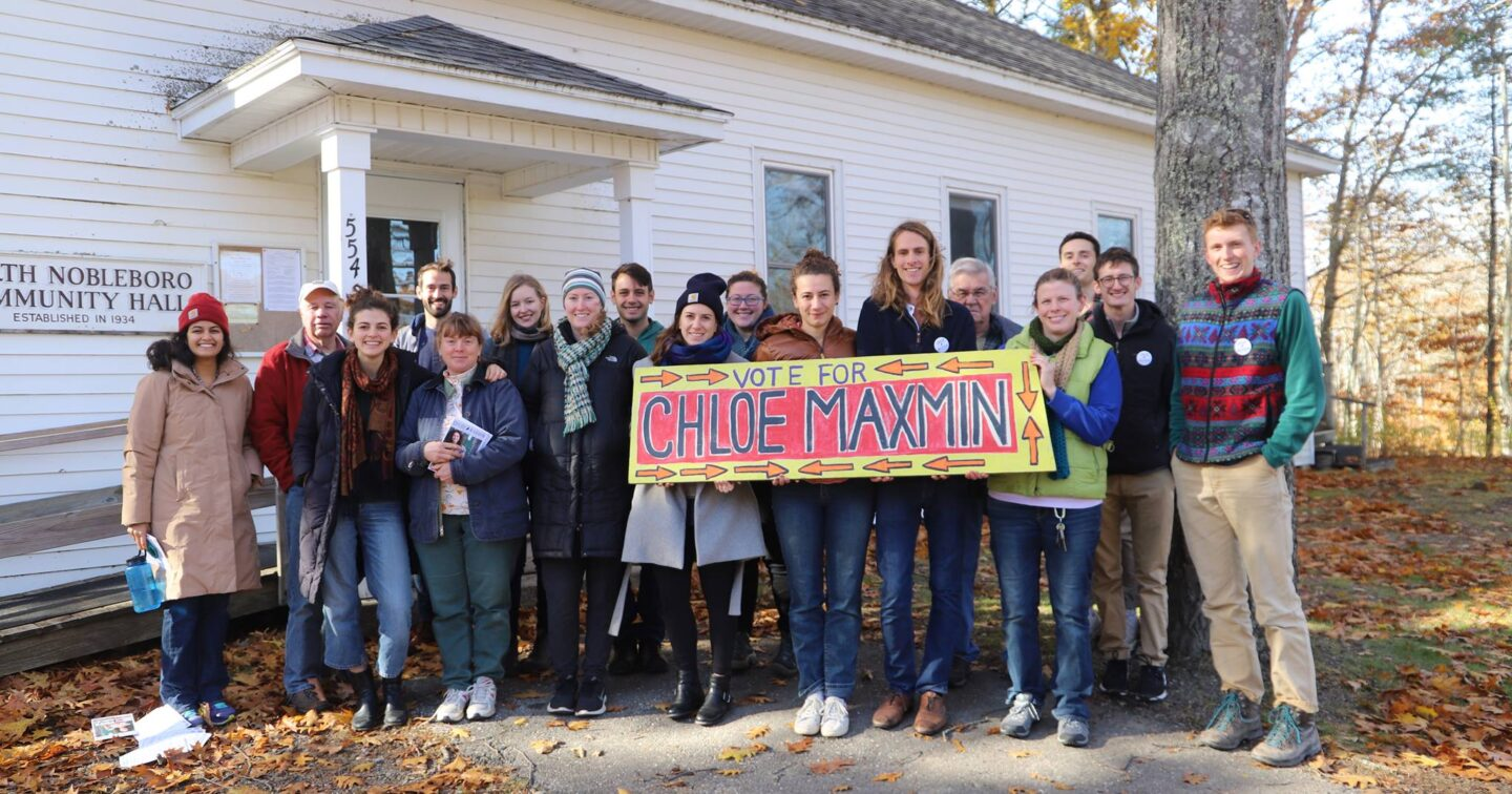 How a Climate-Justice Champion Won Office in Rural, Working-Class Maine