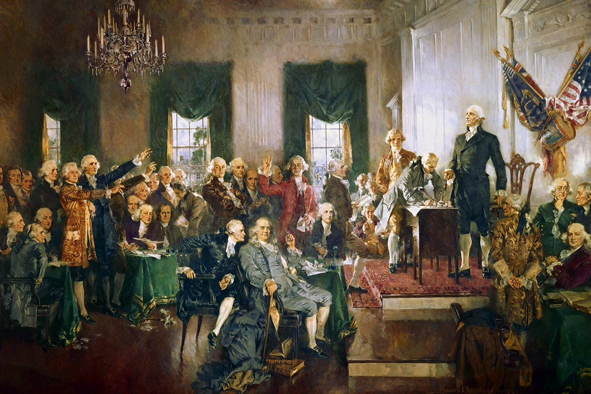 Impeach an Ex-President? The Founders Were Clear: That's How They Wanted It