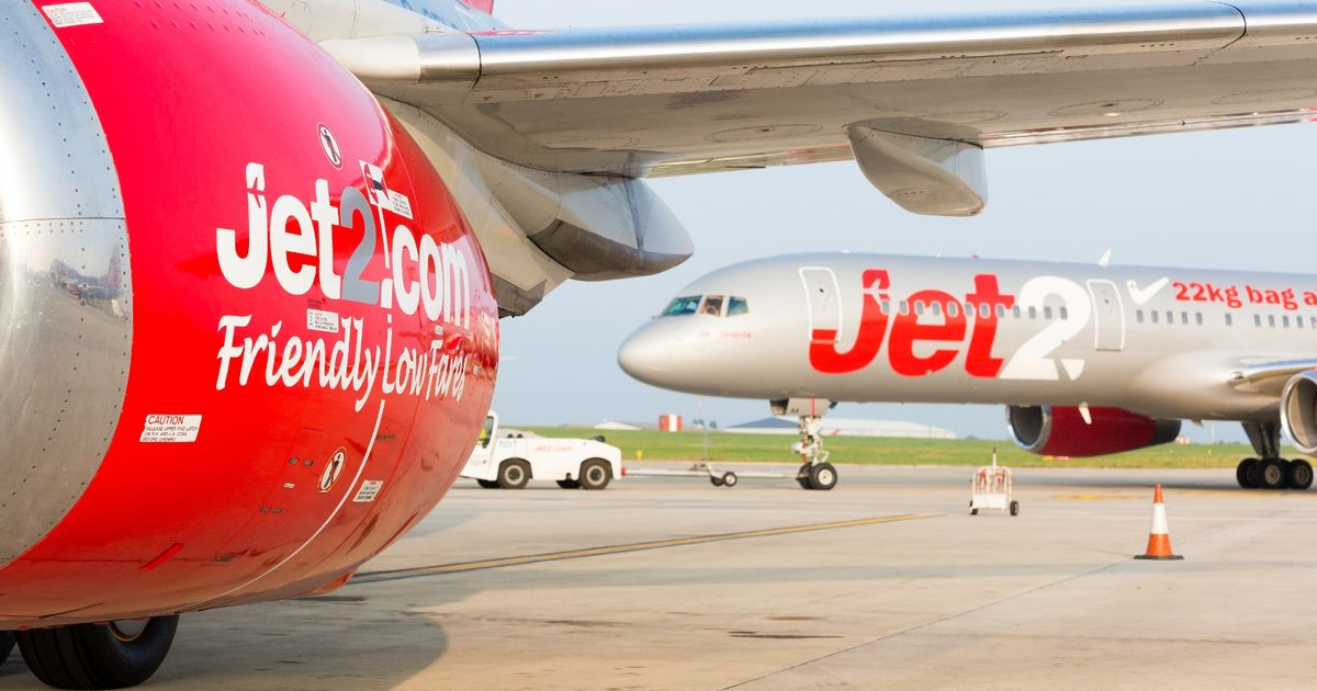 Jet2 cancels holidays after Government announces new restrictions