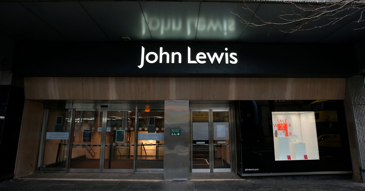 John Lewis is considering closing eight more stores