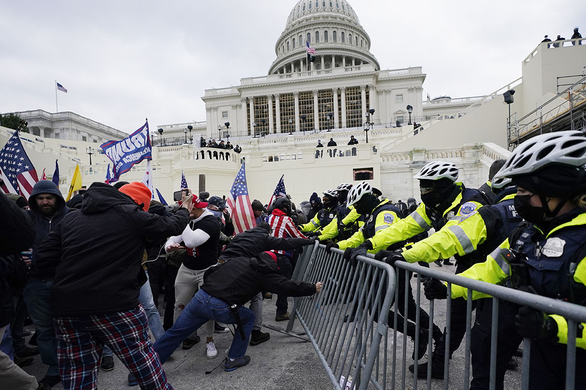 Judge refuses to ban Capitol riot suspect from Twitter and Facebook