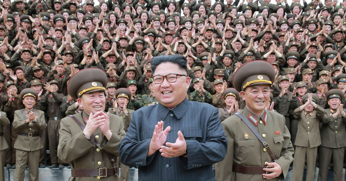 Kim Jong-un cracks down on own military and demands more discipline in the ranks