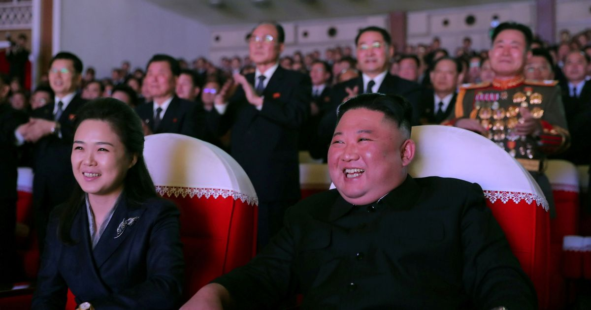 Kim Jong-un's wife finally appears in public again after being absent for a year