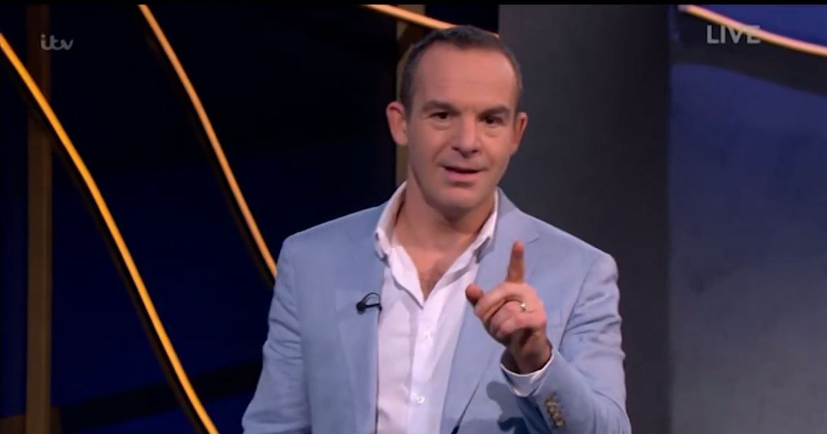 Martin Lewis reveals the problem with making withdrawals from your pension pot