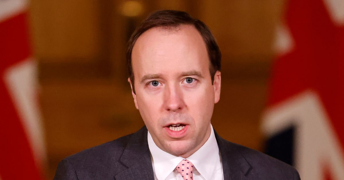 Matt Hancock declines to apologise after High Court ruling on covid contracts