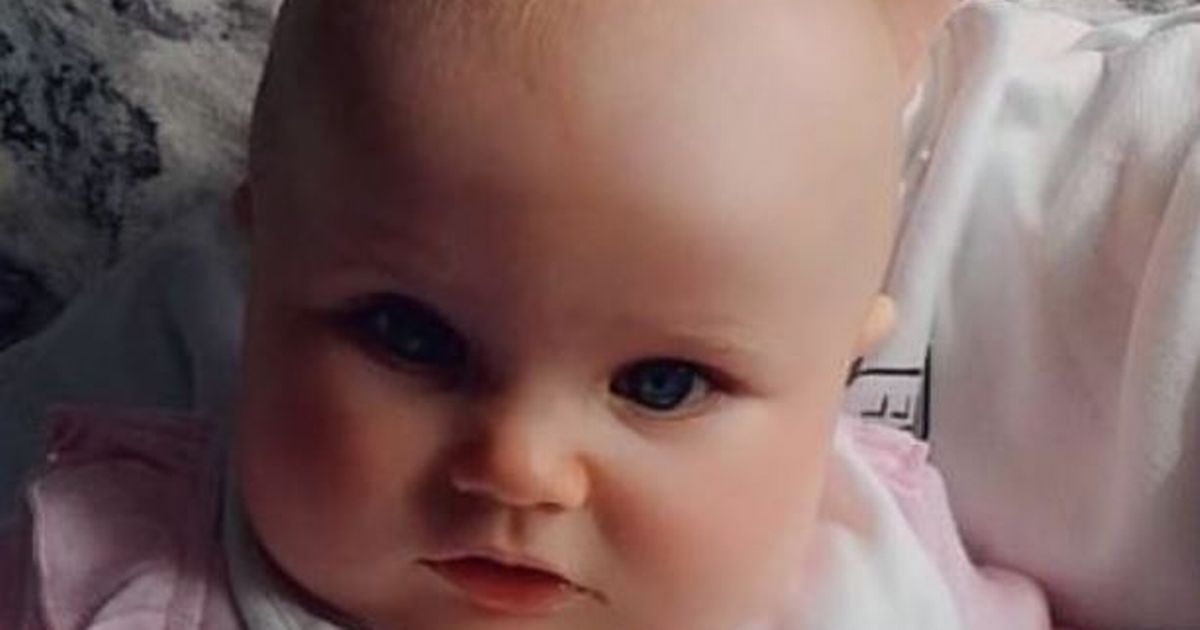Mum warns about kissing children after daughter's deadly virus