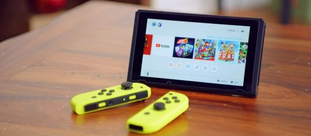 Nintendo Switch gets Android 10 via LineageOS