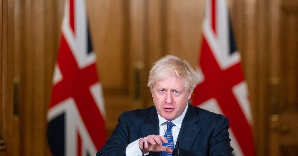 PM confirms key dates for easing lockdown and reopening schools