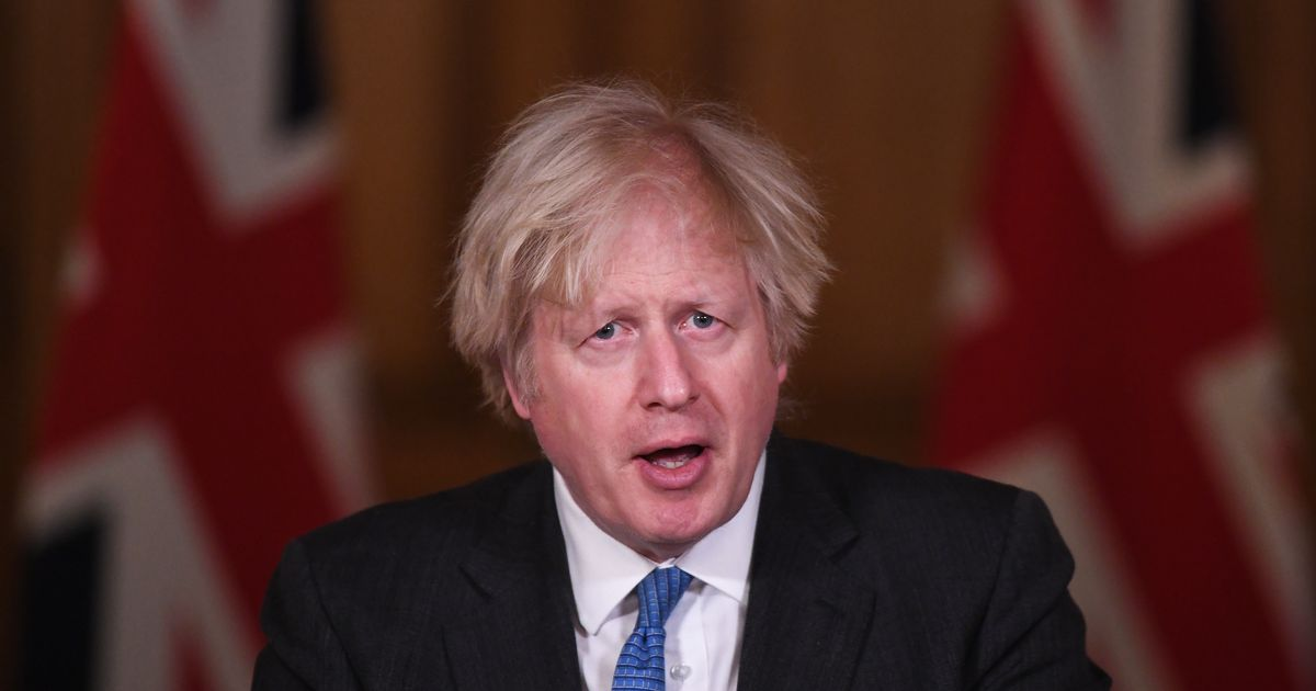 PM wants a spring and summer of hope 'from which we won't go back'