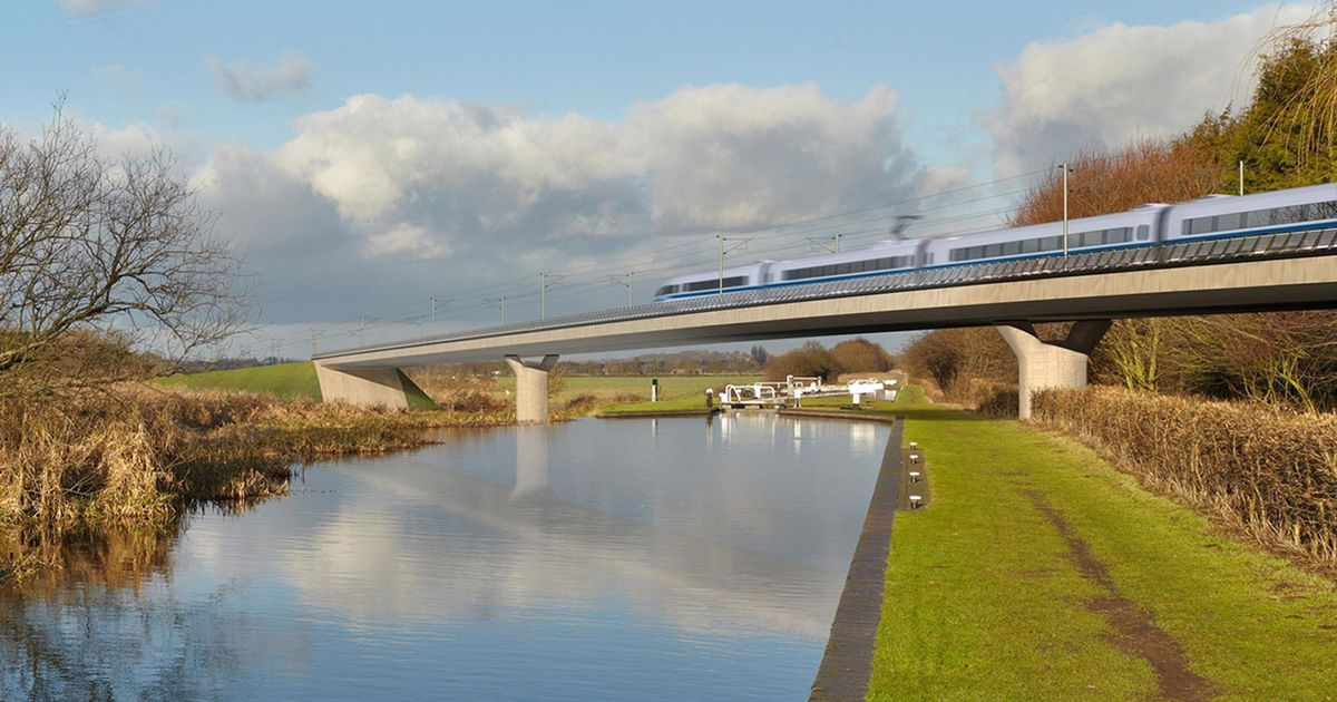 Parliament gives HS2 extension the OK