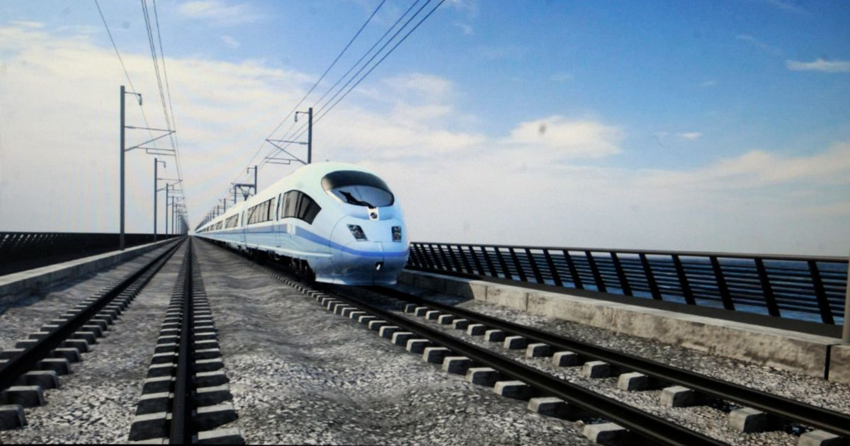 Parliament gives HS2 extension the green light