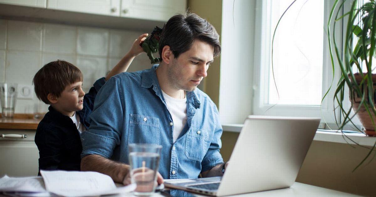 People to be told to keep working from home for some time