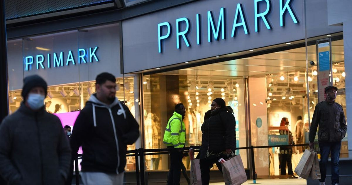 Primark sets date for reopening after lockdown lifting plan laid out