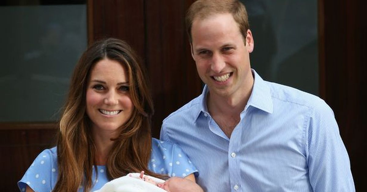 Prince George's birth 'chaos' sparked emergency plan for Charlotte