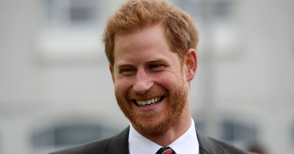 Prince Harry 'self-isolating' in case he has to hurry back to see his grandad