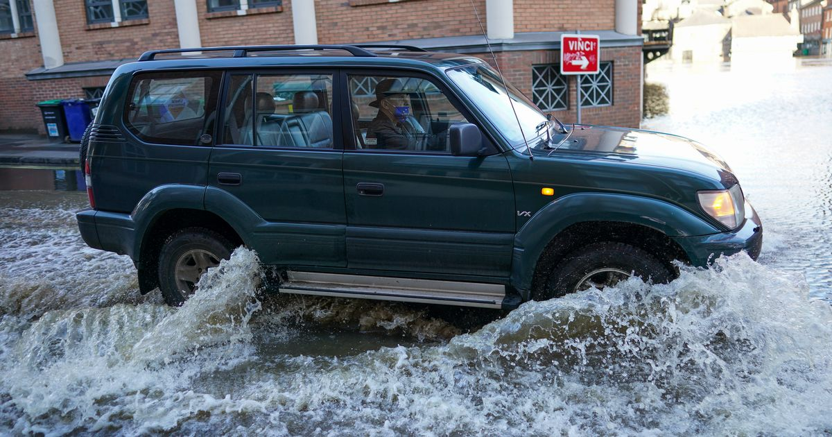 Public warned to expected flooding as yellow warning put in place