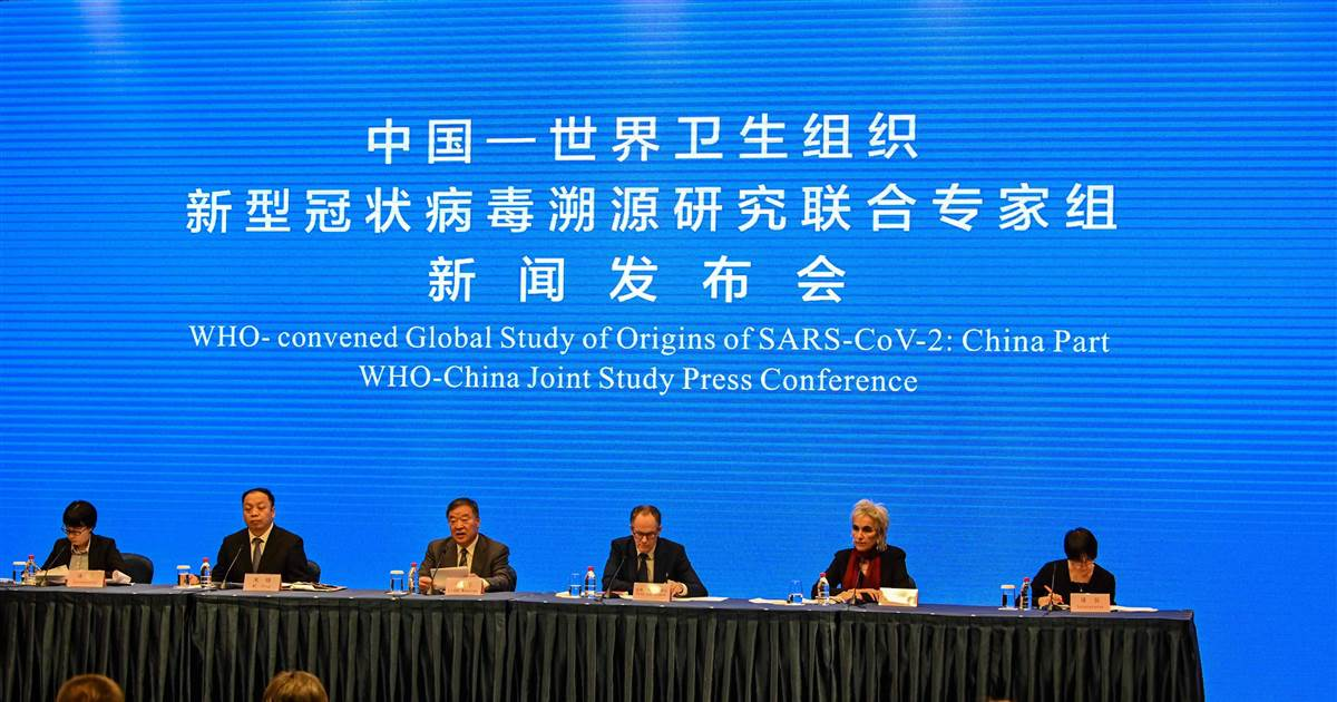 Row over WHO Covid-19 probe escalates as China accuses U.S. of damaging cooperation