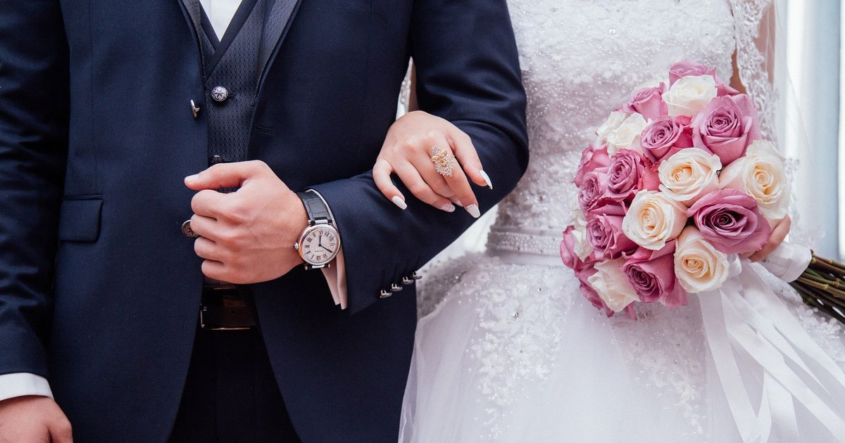 Rules for weddings in England under the lockdown lifting roadmap