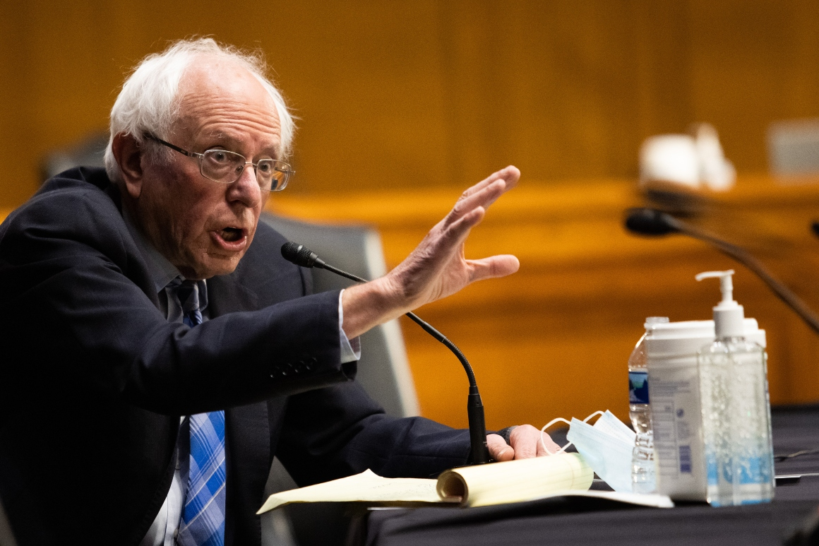 Sanders 'confident' $15 minimum wage would be allowed via reconciliation