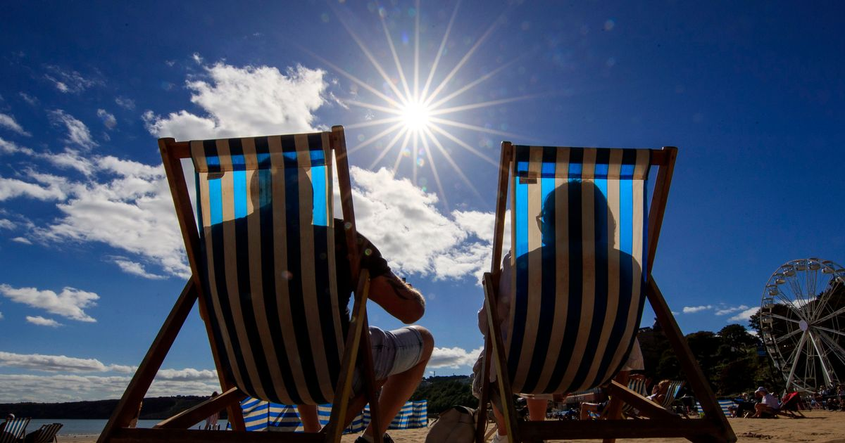 Temperatures to hit 17C by the weekend as cold weather ends