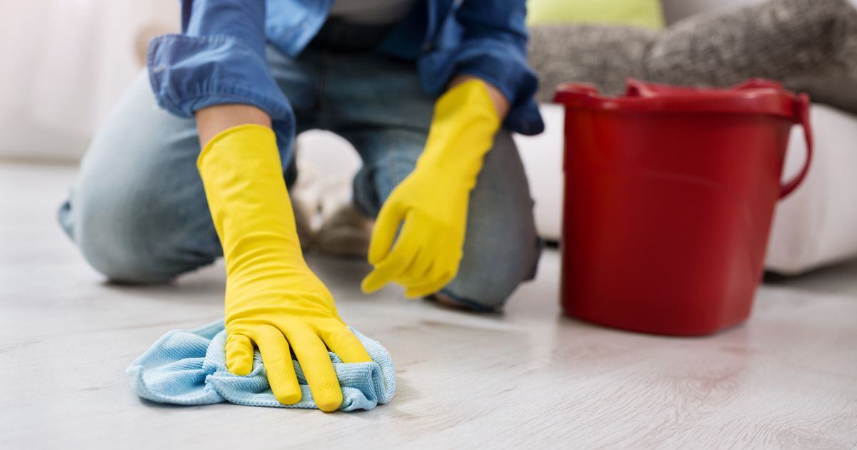 Tips to spring clean your home using fruit, vodka and toothpaste