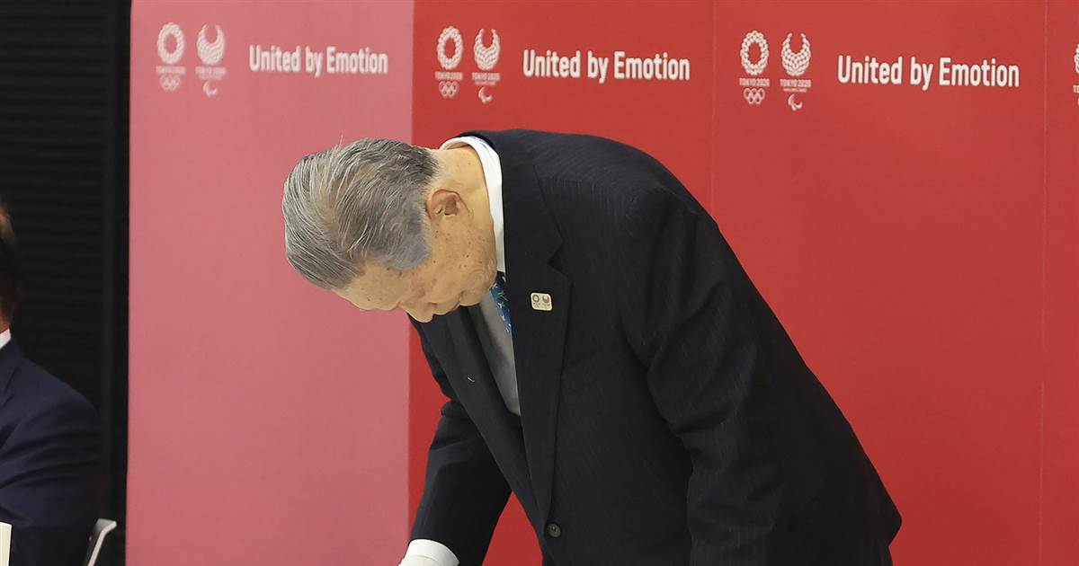 Tokyo Olympics committee chief quits over sexist comments