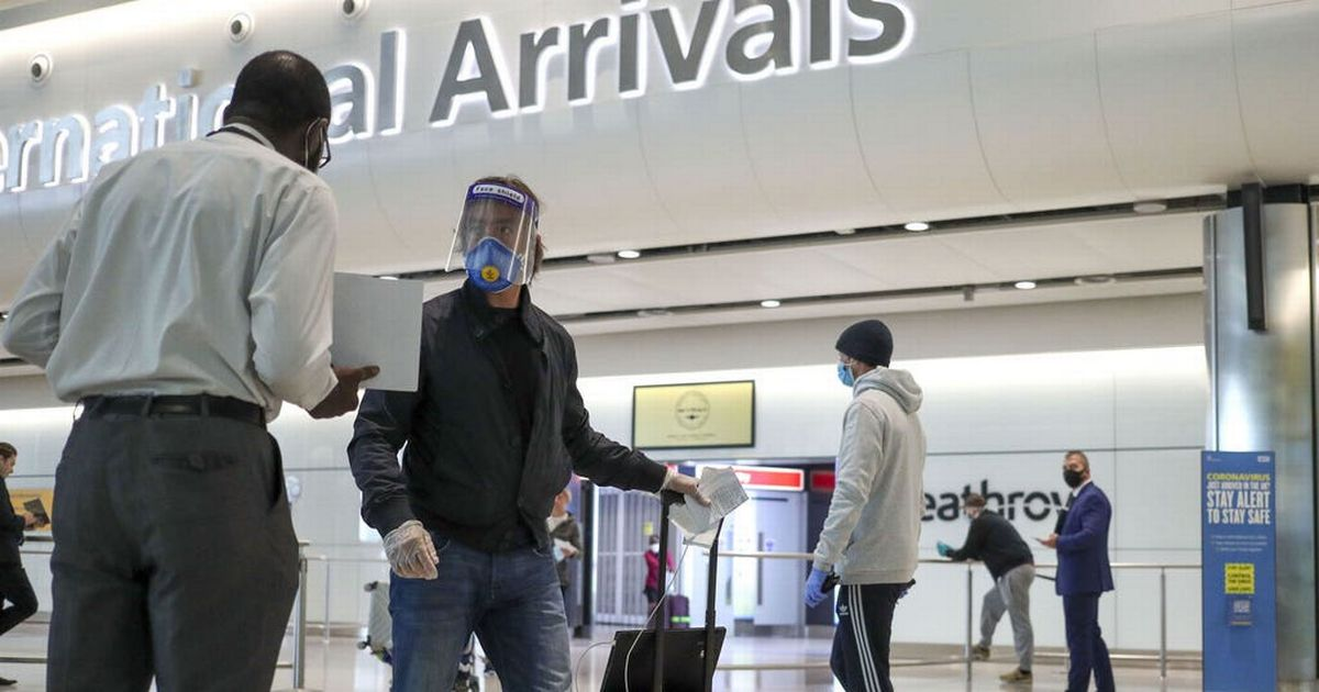 Tough new travel rules in force in UK from February 15