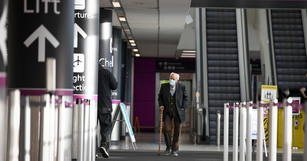 Two coronavirus tests for all travellers entering UK