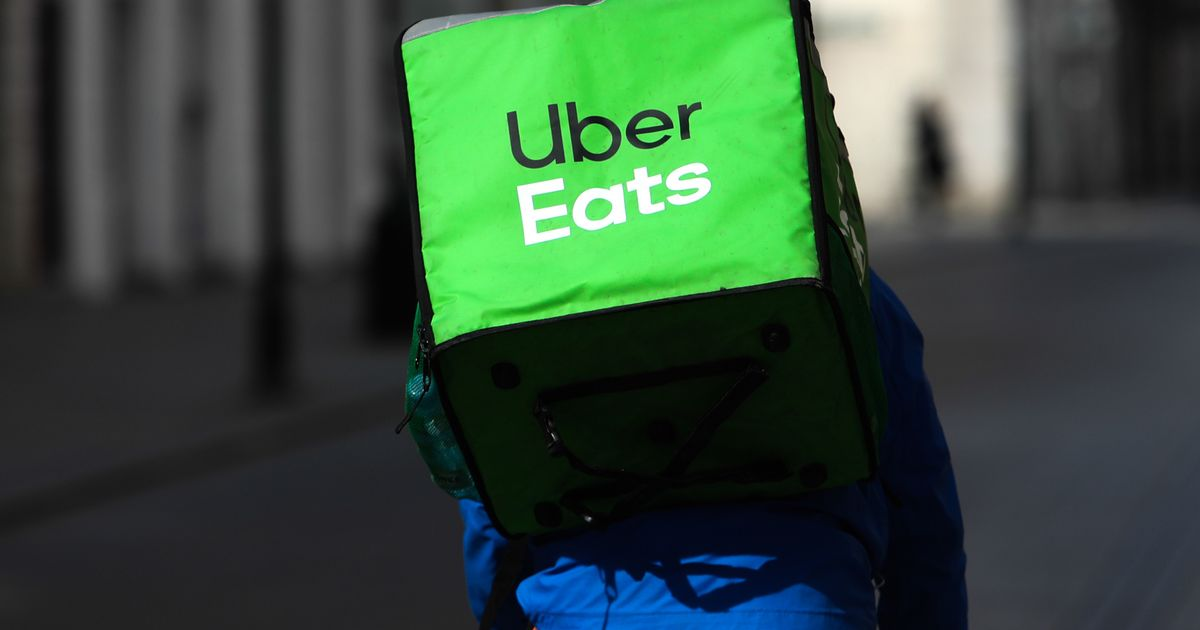 Uber Eats app down leaving hungry Brits unable to order breakfast