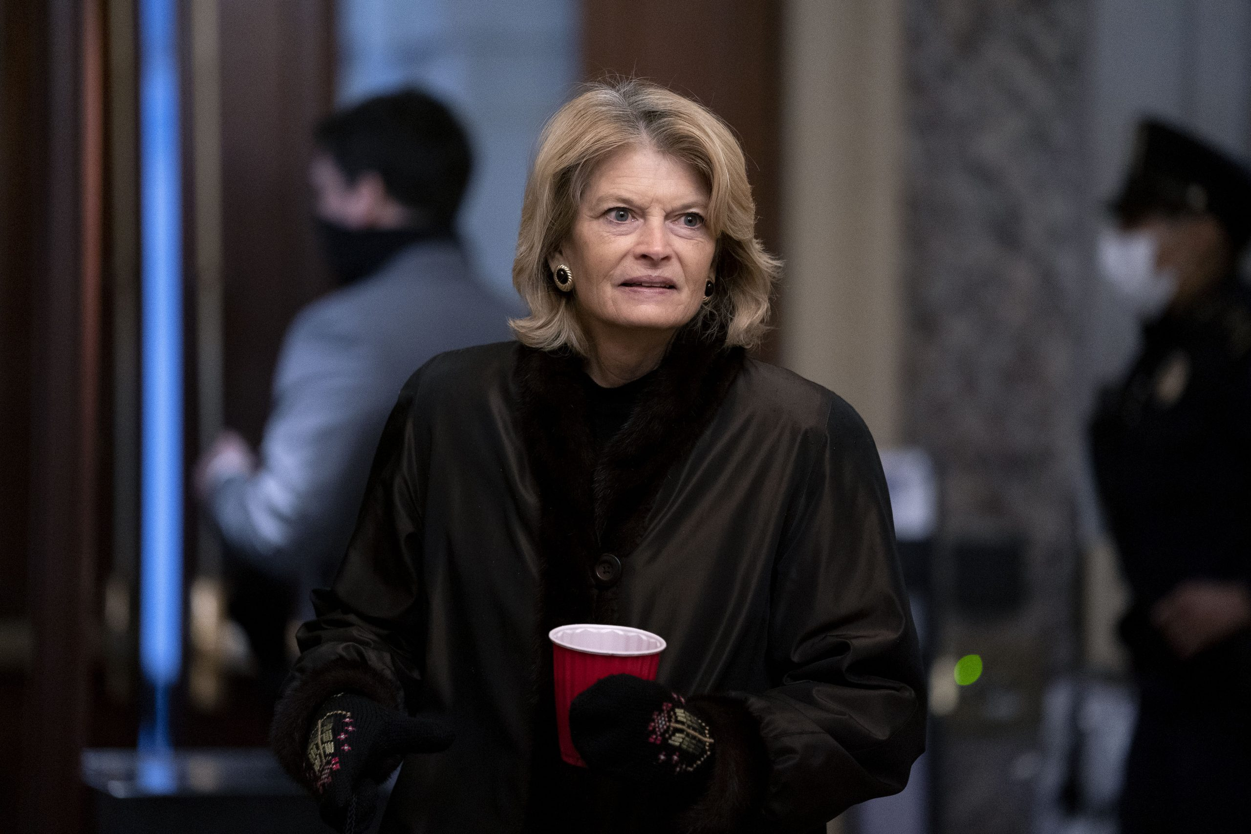Up in '22, Murkowski readies to face impeachment vote fallout