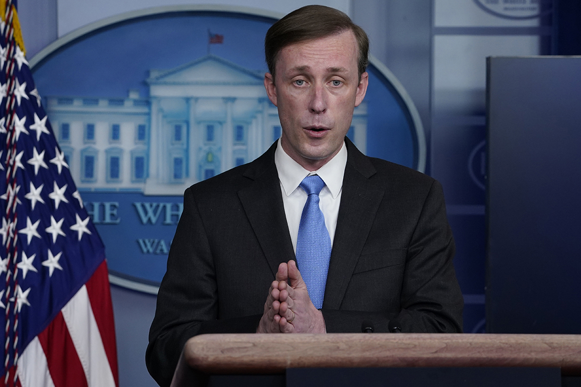 White House demands transparency from WHO, China on early Covid findings