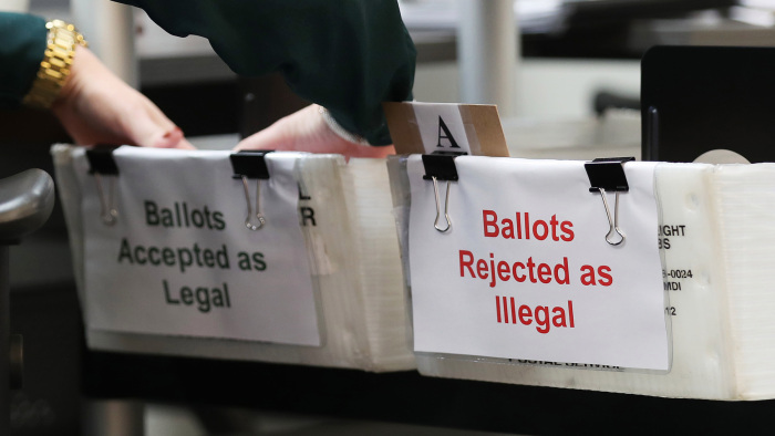 Why So Few Absentee Ballots Were Rejected In 2020