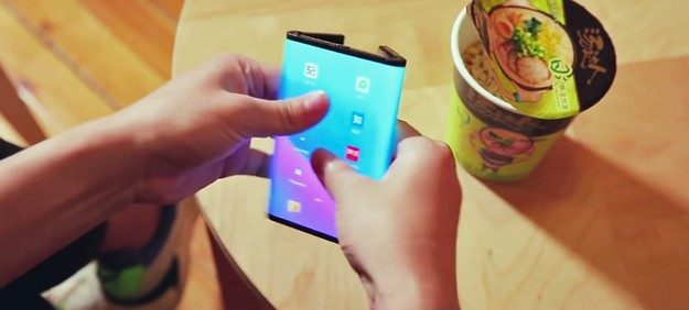 Xiaomi approved M2011J18C in TENAA: foldable device?