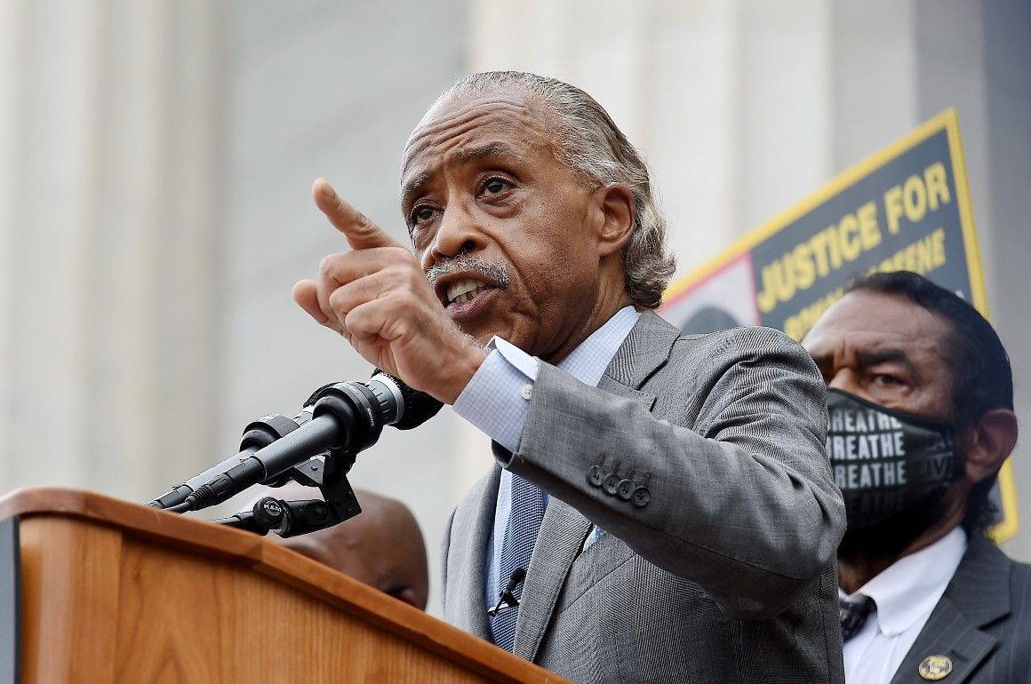'They are, in effect, supporting racism': Black leaders zero in on Dems' filibuster holdouts