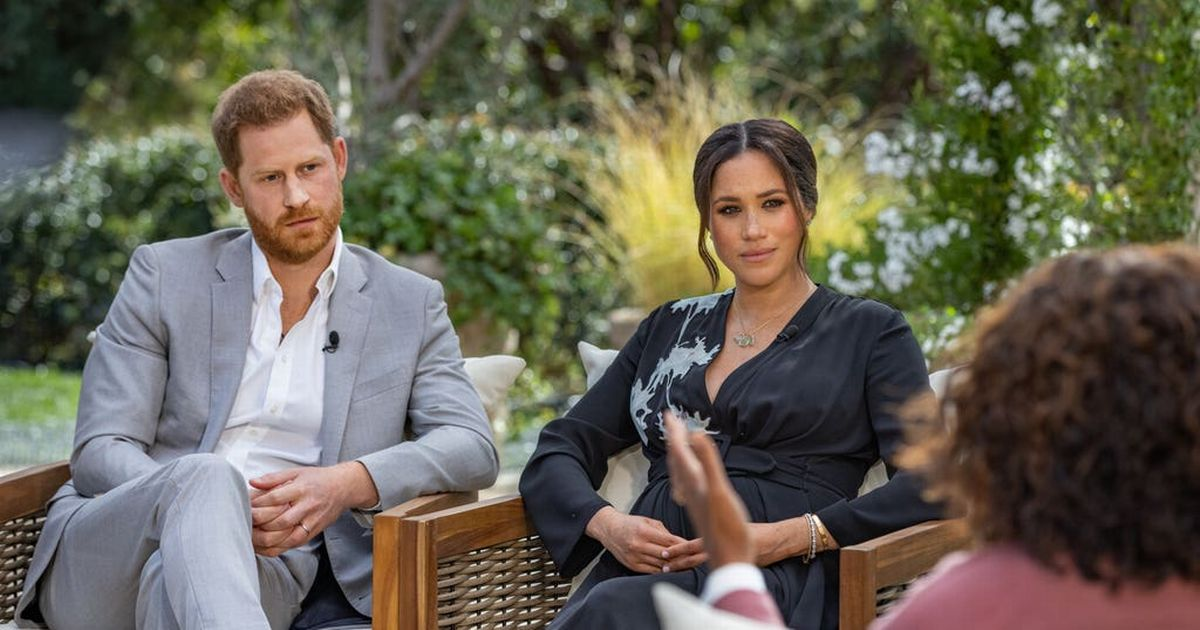 14 things we learnt from Meghan and Harry's interview with Oprah