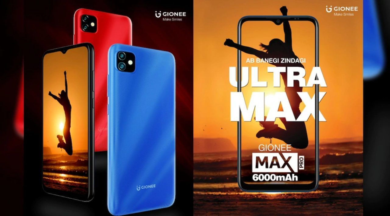 Gionee Max Pro Introduced With Its Massive Battery