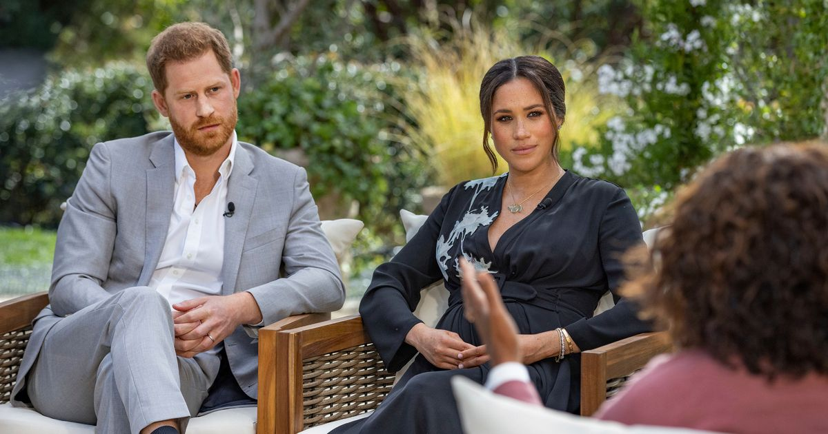 Meghan and Harry 'caught up in a massive sea change' for the monarchy