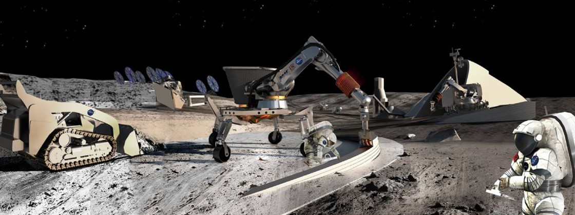 Scientists want to build kilometer towers on the Moon