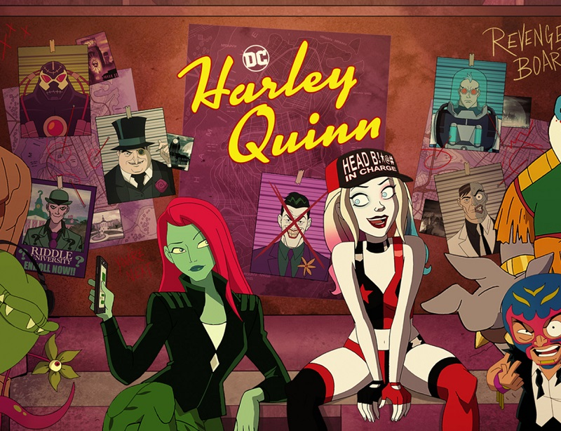 Harley Quinn Series Season 3 Will Release Soon And Make Your Dream True