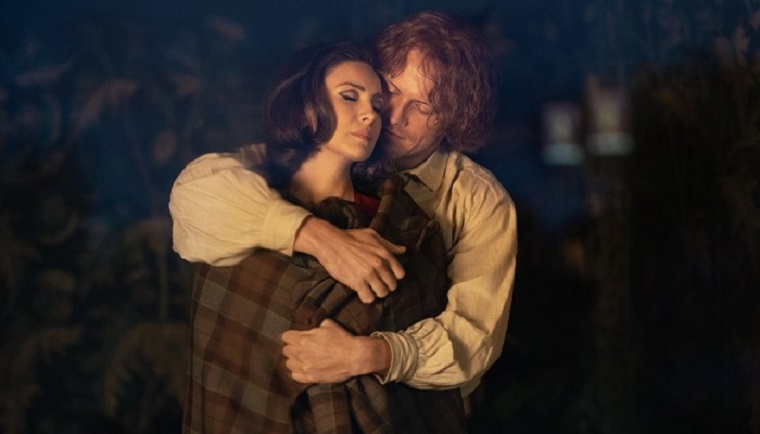 OUTLANDER Comes As Recording On Season 6 Began Back Up Recently, Deferred Because Of The Covid-19 Pandemic.