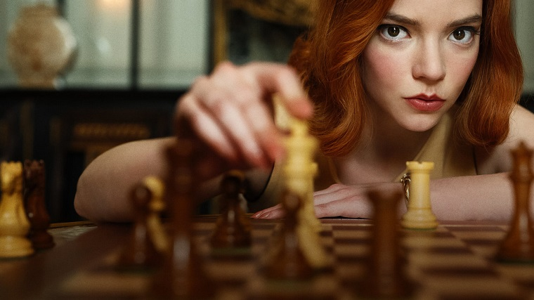 The Queen's Gambit: It As A 2020 American Coming-Of-Age Period Drama Miniseries Based On Walter Tevis's 1983 Novel Of The Same Name