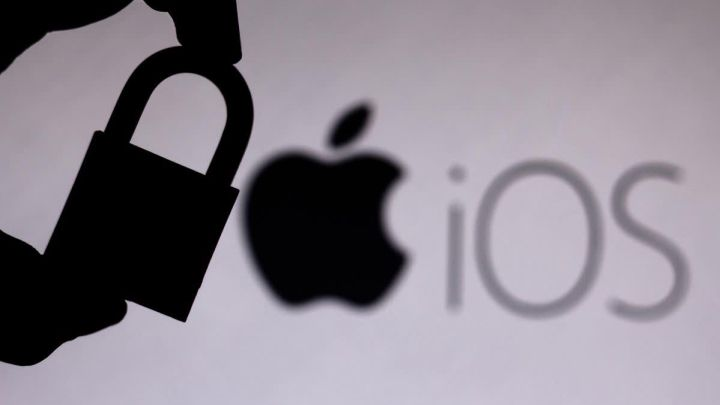 You will not have to update iOS to have iPhone protected