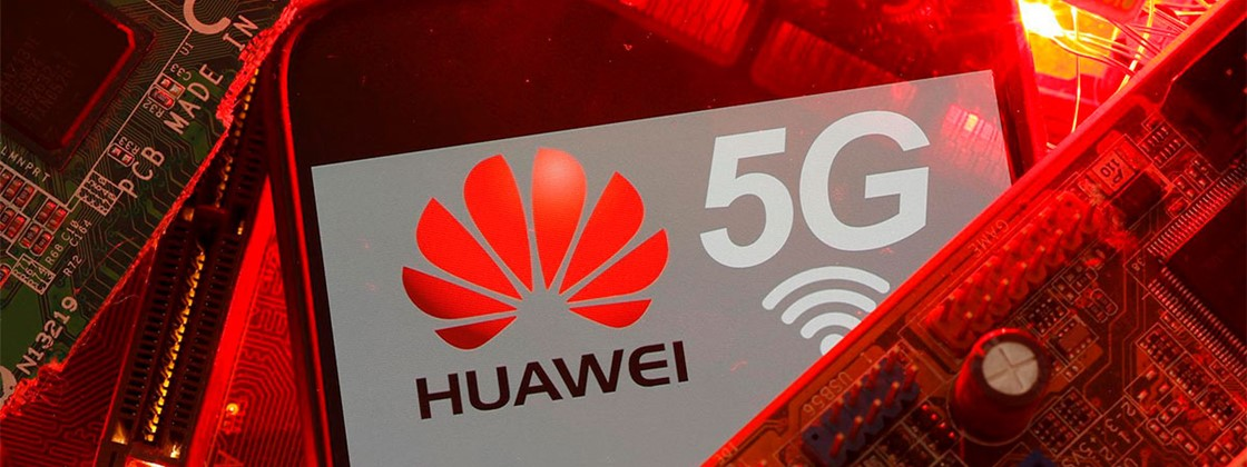 Huawei will charge Apple and Samsung fees for using 5G