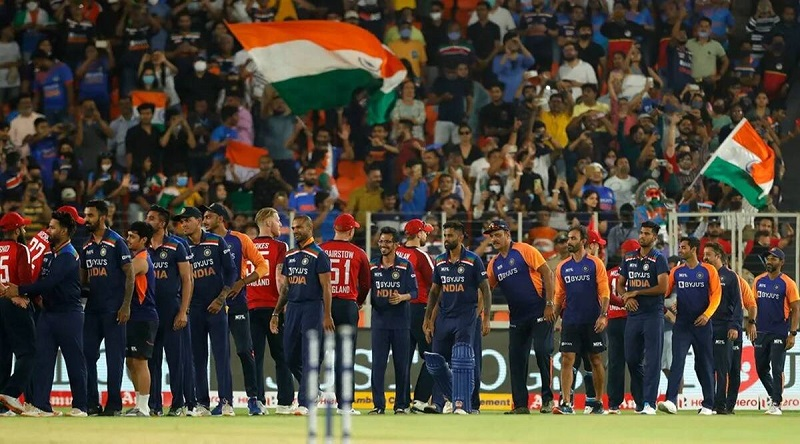 India vs England: India Won The Fourth T20 By 8 Runs, Series 2-2