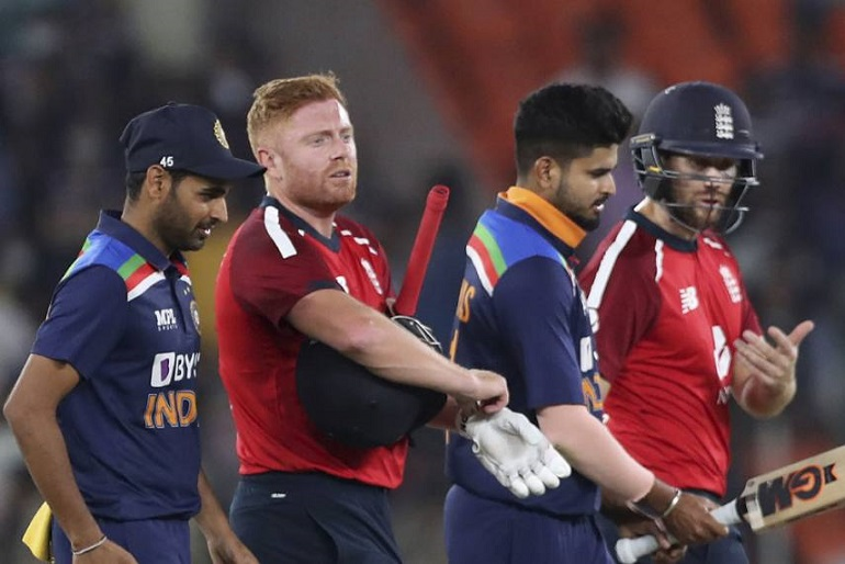 The Fourth T20 Will Be Played Today Between India Vs England