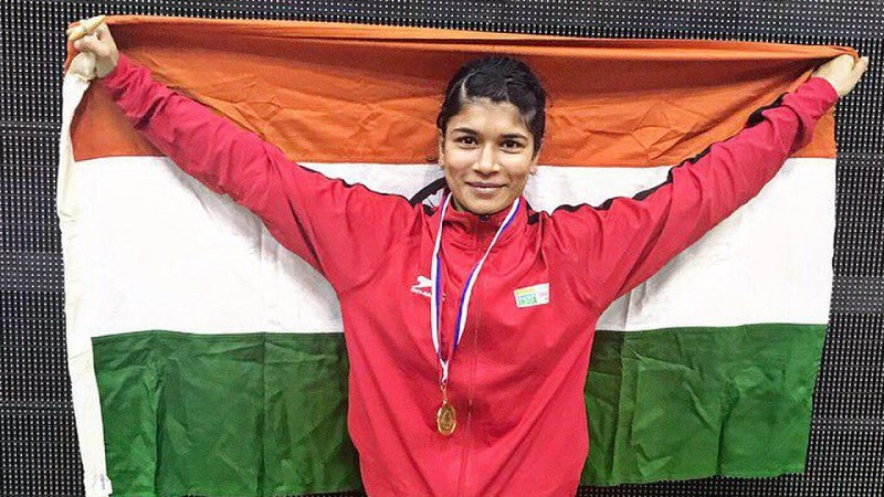 India's Boxer Nikhat Zarin Defeated The Two-Time World Champion To Reach The Semi-Finals Of The Ongoing Tournament In Turkey