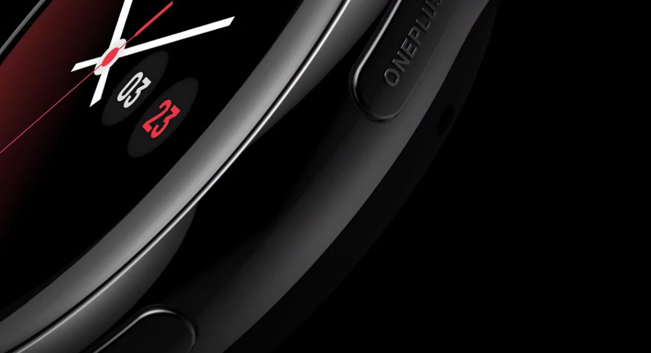 OnePlus introduced its first smartwatch
